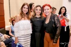 Rafaela Otoch, Viviane Martins e Maria de Jesus Frota