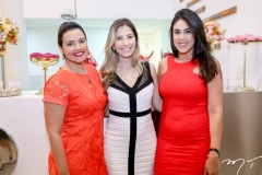 Ranadia Jales, Rafaela Rocha e Raquel Bastos