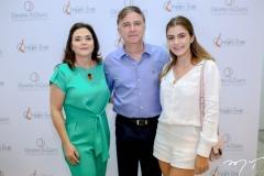 Sophia, Haim e Sarah Erel