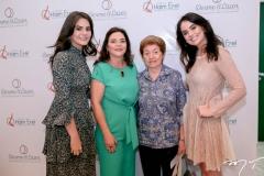 Vanessa Moura , Sophia Erel, Iaraci Ribeiro e Rachel Bezerra