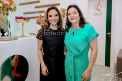 Viviane Martins e Sophia Erel