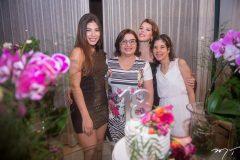 Lara Holanda, Sivoneide Cavalcante e Manuela Holanda