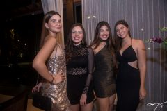 Mariana Holanda, Letícia Passos, Lara Holanda e Amanda Bernardi