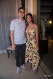 Rafael de Sandis e Clarissa Herculano