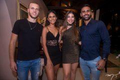 Valdecir Oliveira, Jamila Azin, Lara Holanda e Irandis Bastos