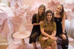 Giovanna Gripp, Carla Cherez e Nathália Petrone