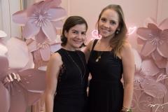 Renata Fontenele e Nathália Petrone
