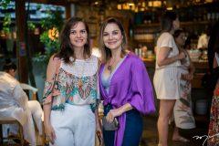 Ana Claudia e Carliana Paiva