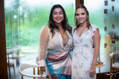 Andrea Cerqueira e Nathália Petrone
