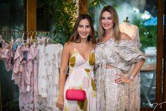 Germana Melo e Lara Romcy