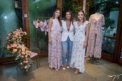 Giovanna Gripp Esteves, Márcia Travessoni e Nathália Petrone