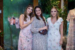 Giovanna Gripp Esteves, Talita Pinheiro e Nathália Petrone
