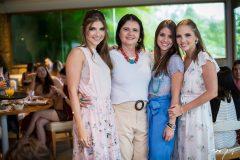 Giovanna Gripp Esteves, Vanessa, Naiana Gripp e Nathália Petrone