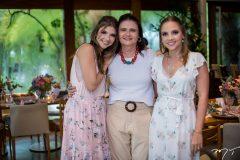 Giovanna Gripp Esteves, Vanessa Gripp e Nathália Petrone