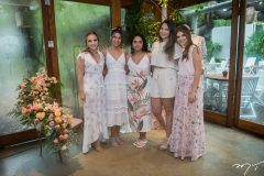 Nathália Petrone, Beatriz Alves, Larissa Saraiva, Bruna Bringel e Giovanna GrippEsteves