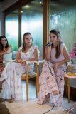 Nathália Petrone e Giovanna Gripp Esteves