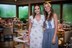 Nathália Petrone e Mariana Montenegro