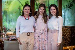 Vanessa Gripp, Giovanna Gripp Esteves e Camila-Gripp
