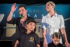 Wesley Safadão e família