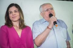 Carol Bezerra e Gonzaga Mota