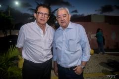 Elpídio Nogueira e Adail Fontenele
