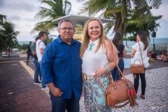Gilvan Paiva e Norma Paula
