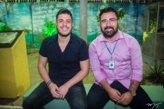 Jeferson Porto e Rafael Gomes
