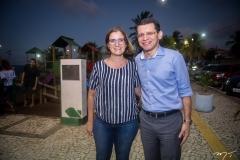 Manuela Nogueira e Renato Lima