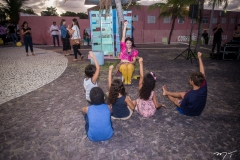 Projeto Leitura na Praça