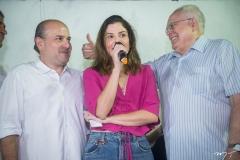 Roberto Claudio, Carol Bezerra e Gonzaga Mota