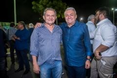 Ronaldo Nogueira e Francisco Sales