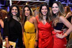 Beatriz Albuquerque, Bruna Farias, Marcela Romcy e Isabela Machado