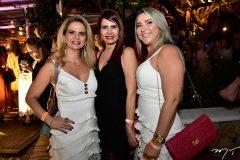 Germanna Magalhaes, Lorena Pouchain e Renata Nonato