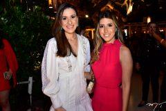Guiliana Botelho e Tayara Romcy