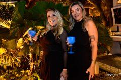 Lohanna Isabel e Rebeca Rocha