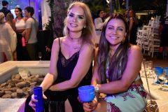 Luciana Pereira e Carina Ramos