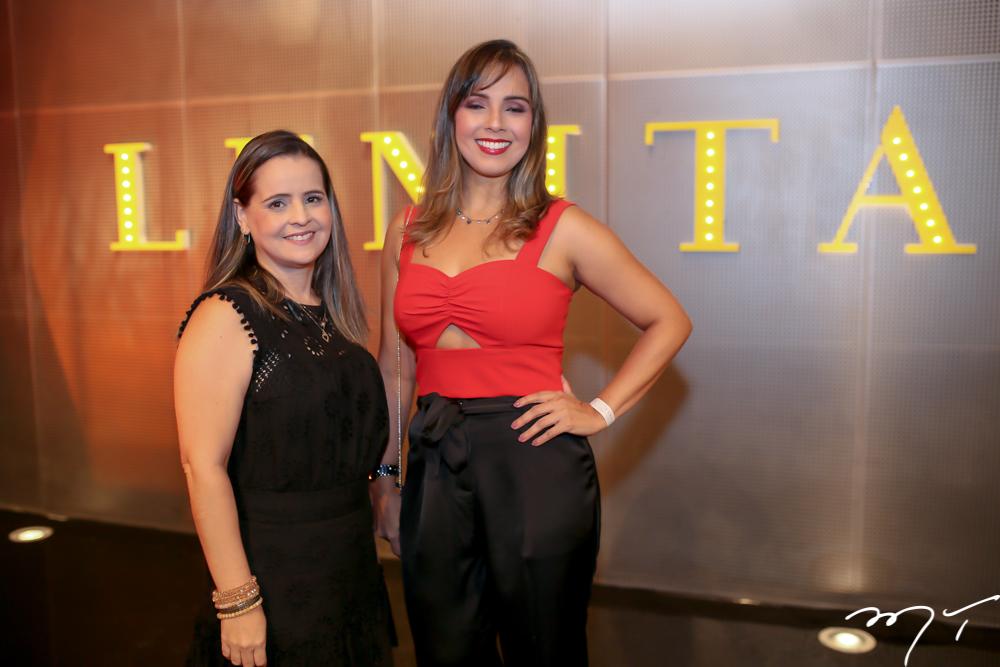 Carolina Bezerra e Marcelle Colares