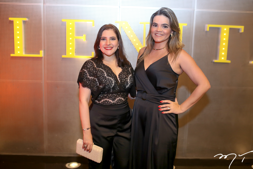Carolina e Livia Pinheiro