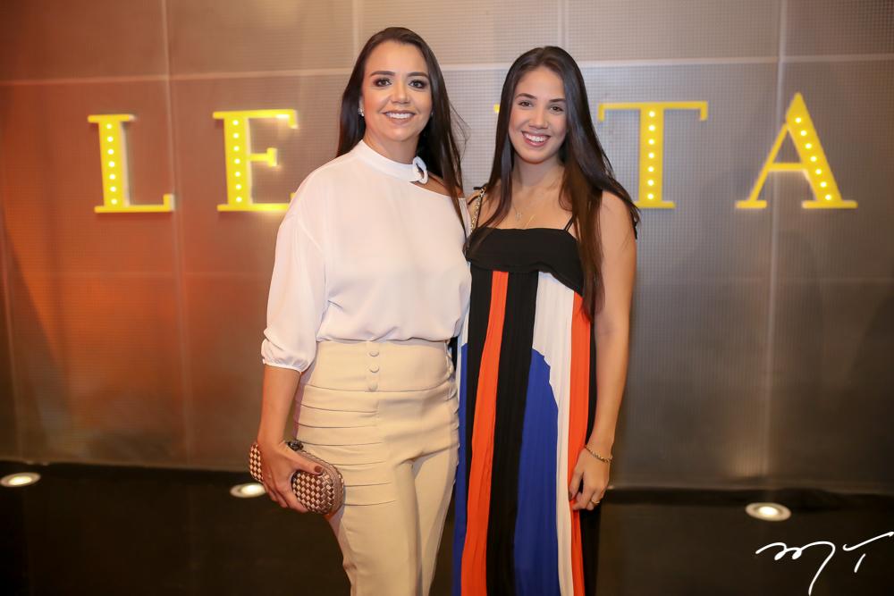 Daniela e Victoria Medeiros