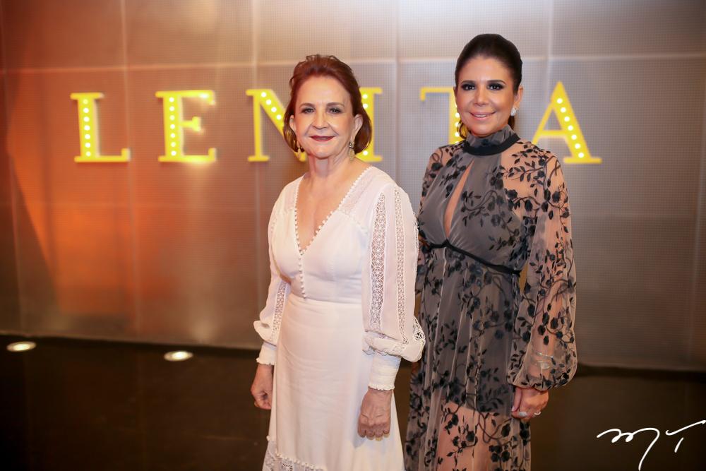 Lenita e Maria Lucia Negrão