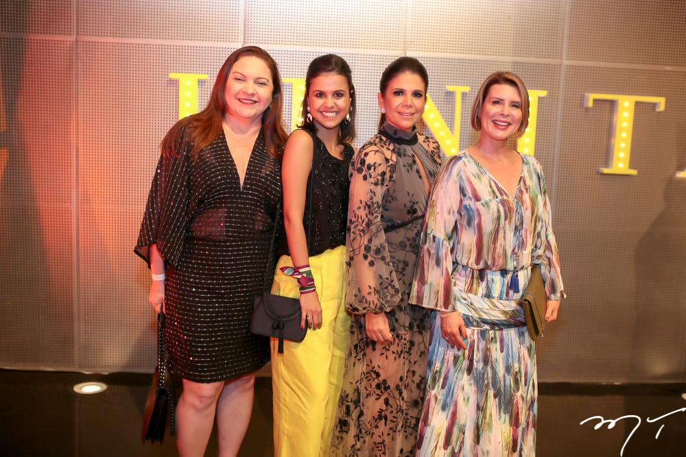 Lili Cialdine, Sofia Carneiro, Maria Lucia Negrão e Liz Carneiro