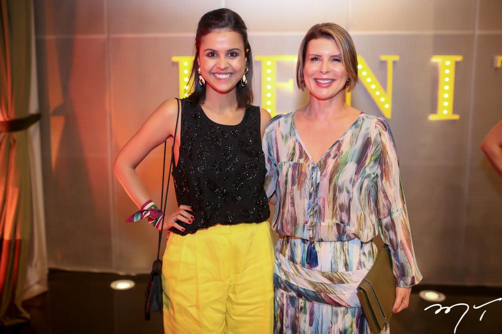 Sofia Carneiro e Liz Carneiro