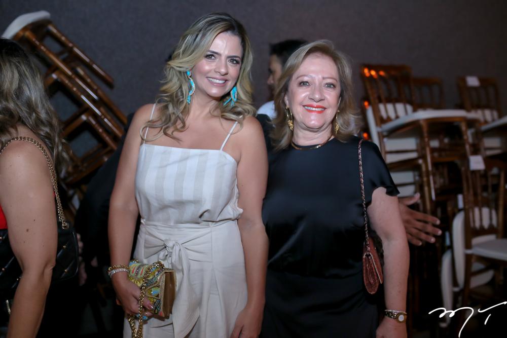 Thais Pinto e Tania Texeira