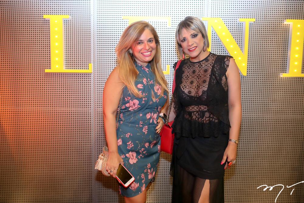 Valeria Martins e Georgia Teles