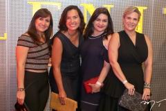 Luciana Cisney, Patricia Belo, Rita Rufino e Ana Paula Alves