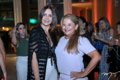 Miriam Pereira e Beth Pinto