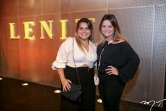 Renata Benevides e Karla Rodrigues