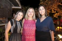 Ana Cristina Morais, Antônia Eva e Raquel Aragão