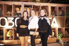 Beatriz Barros, Carla e Nair Albuquerque