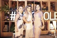 Beth Basílio, Lea Lopes e Débora Sena